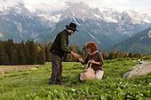 Italy - Noris Cunaccia, la signora delle montagne