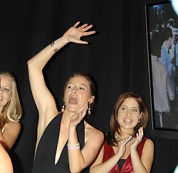 left to right, JESSICA CRAIG and BIANCA NICOLAS at the 2008 Boodles Boxing Ball in aid of the charity Starlight held at the Royal Lancaster Hotel, London on 7th June 2008.<br /> <br /> NON EXCLUSIVE - WORLD RIGHTS