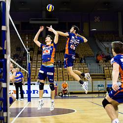 20140215: SLO, Volleyball - ACH Volley vs OK Maribor