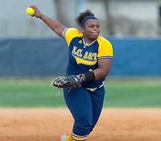 2017 A&T Softball vs Elon University