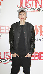 © Licensed to London News Pictures. 07/11/2011, UK. Pop star Justin Bieber was arrested on 23 January 2014 in Miami. He was charged with driving under the influence of alcohol, marijuana and prescription drugs after being caught road racing in a Lamborghini supercar. FILE PICTURE DATED 07/11/11 Justin Bieber switching-on Westfield London, Shepherd Bush Christmas Lights. Photo credit : Richard Goldschmidt/Piqtured/LNP