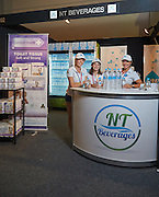 IG Festival of Food 2015. Darwin Convention Centre. 2-3 May 2015. Booth and products of NT Beverages. Photo by Shane Eecen/Creative Light Studios Darwin.