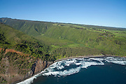 Pololu Valley, North Kohala, Big Island of Hawaii