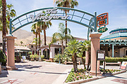 The Vineyard Shopping Center on Palm Canyon Drive Downtown Palm Springs