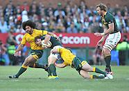 Castle Series: Springboks v Australia 29 Sept 2012