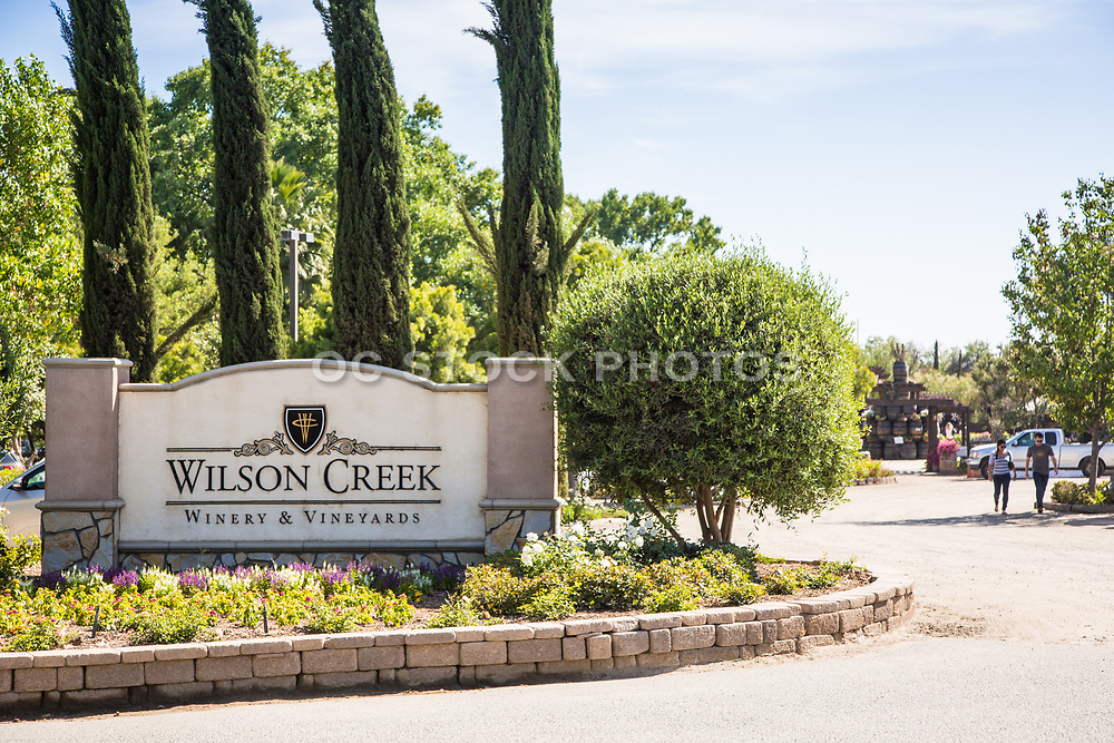 Wilson Creek Winery and Vineyards in Temecula