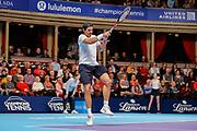 Tommy Haas during the Champions Tennis match at the Royal Albert Hall, London, United Kingdom on 6 December 2018. Picture by Ian Stephen.