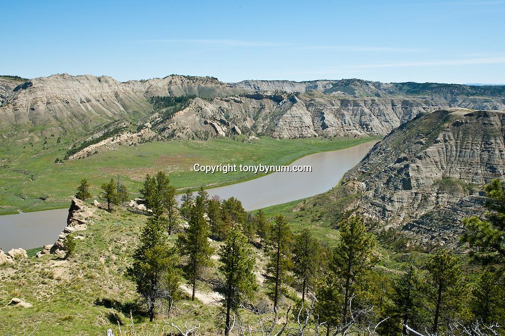 missouri river, upper missouri river breaks national monument summer