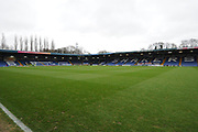 A General Stadium shot before the EFL Sky Bet League 2 match between Bury and Milton Keynes Dons at the JD Stadium, Bury, England on 12 January 2019.