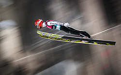 09.03.2018, Holmenkollen, Oslo, NOR, FIS Weltcup Ski Sprung, Raw Air, Oslo, im Bild Markus Eisenbichler (GER) // Markus Eisenbichler of Germany during the 1st Stage of the Raw Air Series of FIS Ski Jumping World Cup at the Holmenkollen in Oslo, Norway on 2018/03/10. EXPA Pictures © 2018, PhotoCredit: EXPA/ JFK