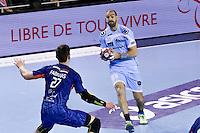 Istvan Redei - 05.03.2015 - Montpellier / Cesson Rennes - 17eme journee de Division 1<br />Photo : Andre Delon / Icon Sport