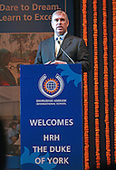 """PRINCE ANDREW.the Duke of York addresses students at the Dhirubhai Ambani International School (DAIS) interacts with students at the Dhirubai Ambani International School in Mumbai, India_May 2, 2012.The Duke of York is on a week-long visit to further enhance ties with India in diverse areas including defence and trade. .The Prince, representing Queen Elizabeth II in the year of her Diamond Jubilee, will also travel to Mumbai, Kolkata, Chennai, Bangalore and north eastern state of Nagaland. .Mandatory Credit Photo: ©Ramesh Nair-Solaris/NEWSPIX INTERNATIONAL..(Failure to credit will incur a surcharge of 100% of reproduction fees)..                **ALL FEES PAYABLE TO: """"NEWSPIX INTERNATIONAL""""**..IMMEDIATE CONFIRMATION OF USAGE REQUIRED:.Newspix International, 31 Chinnery Hill, Bishop's Stortford, ENGLAND CM23 3PS.Tel:+441279 324672  ; Fax: +441279656877.Mobile:  07775681153.e-mail: info@newspixinternational.co.uk"""