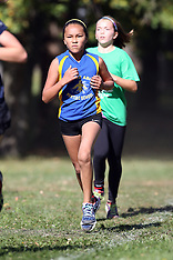 2016 12-13 Girls All-Boards East Ontario Cross Country