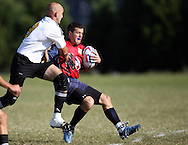 Match 7, Armed Forces Rugby Championship, 26 Oct 06, USA (17) vs. USCG (17)