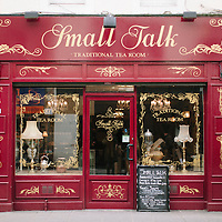 Interiors / architectural photography - Small Talk Tea Room, Perth, Scotland