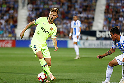September 26, 2018 - Rakitic of FC Barcelona during the La Liga (Spanish Championship) football match between CD Leganes and FC Barcelona on September 26th, 2018 at Municipal Butarque stadium in Madrid, Spain. (Credit Image: © AFP7 via ZUMA Wire)
