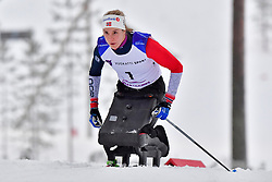 SKARSTEIN Birgit, NOR, LW11 at the 2018 ParaNordic World Cup Vuokatti in Finland