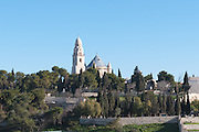 Israel Jerusalem, Hagia Maria Sion Abbey (formerly known as the Abbey of the Dormition of the Virgin Mary)
