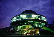 The Planetarium in Buenos Aires, Argentina.