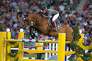 Meredith Michaels Beerbaum - Cantano<br /> World Equestrian Festival, CHIO Aachen 2012<br /> © DigiShots