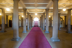 Wentworth Woodhouse - The Pillared Hall<br /> 26 June 2013<br /> Image © Paul David Drabble<br /> www.pauldaviddrabble.co.uk