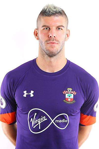 Southampton FC headshots.<br /> Fraser Forster