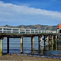 Akaroa, New Zealand South Island