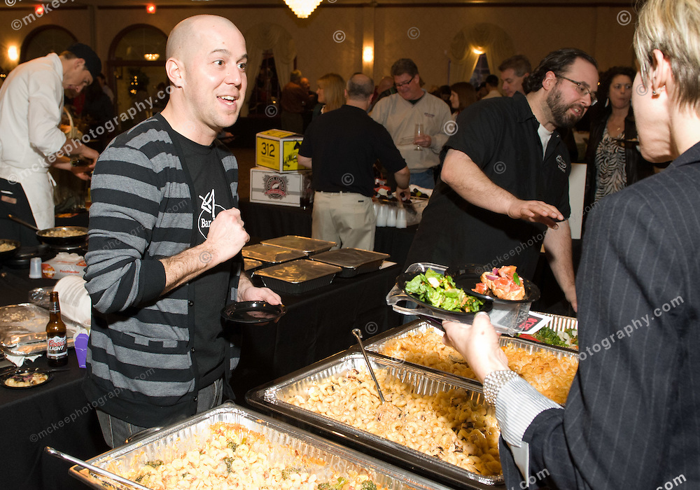 Bar Louie at Flavors of Neponset Valley 2011