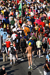 California: San Francisco Bay to Breakers annual foot race. Photo copyright Lee Foster. Photo # 31-casanf80854