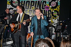 SHANE MACGOWAN at Hoping's Greatest Hits - the 10th Anniversary of The Hoping Foundation's charity benefit held at Ronnie Scott's, 47 Frith Street, Soho, London on 16th June 2016.