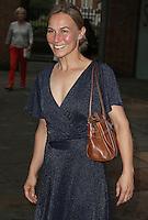 Joanna Riding, Vamos Cuba! - VIP Night, Sadler's Wells Theatre, London UK, 02 August 2016, Photo by Brett D. Cove