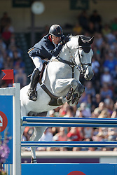 Whitaker Michael, (GBR), Cassionato<br /> BMO Nations Cup<br /> Spruce Meadows Masters - Calgary 2015<br /> © Hippo Foto - Dirk Caremans<br /> 12/09/15