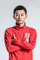 **EXCLUSIVE**Portrait of Chinese soccer player Zhou Dadi of Changchun Yatai F.C. for the 2018 Chinese Football Association Super League, in Wuhan city, central China's Hubei province, 22 February 2018.