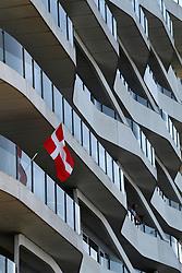 DK:<br /> 20180807, Århus, Danmark.<br /> Verdensmesterskabet i Sejlsport 2018 i Århus. <br /> Aarhus Internationale Sejlsportscenter. <br /> Foto: Lars Møller<br /> UK: <br /> 20180807, Aarhus, Denmark.<br /> Sailing World Championships 2018, Aarhus, Denmark. <br /> Aarhus International Sailing Center, <br /> Photo: Lars Moeller