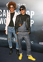 Corianna Dotson & Brianna Dotson, Can't Stop, Won't Stop: A Bad Boy Story - UK Film Premiere, Curzon Mayfair, London UK, 16 May 2017, Photo by Brett D. Cove