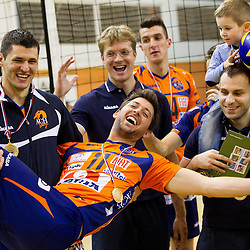 20121229: SLO, Volleyball - Slovenian Cup final, ACH Volley vs Salonit Anhovo