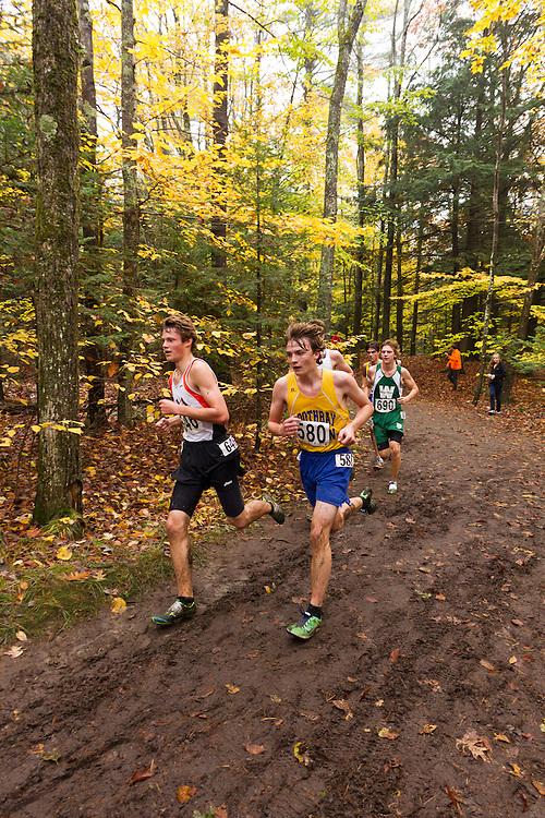 2012 High School Western Maine Regional Cross Country Championships, Class C Boys