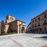 San Juan de Rabanera church, Soria, Spain