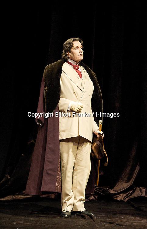 The Judas Kiss, the Duke of York's Theatre, London, Great Britain..Rupert Everett as Oscar Wilde. January 18, 2013. Photo by Elliott Franks / i-Images. .