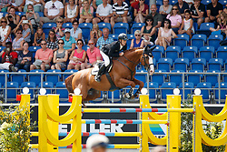 Ehning Marcus, GER, Funky Fred<br /> CHIO Aachen 2018<br /> © Hippo Foto - Dirk Caremans<br /> Ehning Marcus, GER, Funky Fred