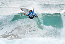 Jul 3, 2017 - KwaDukuza, South Africa - Luel Felipe of Brazil advanced to Round Two after winning Heat 2 of Round One at The Ballito Pro, a QS10,000 rated event. (Credit Image: © Kelly Cestari/World Surf League via ZUMA Wire)