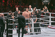 2017-12-09. Ahoy, Rotterdam. Glory 49 Redemption. Rico Verhoeven vs Jamal Ben Saddik