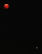 Lunar Eclipse - 27 July 2018