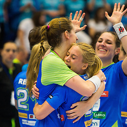 20160601: SLO, Handball - Women's EHF EURO 2016 Qualifications, Slovenia vs Croatia