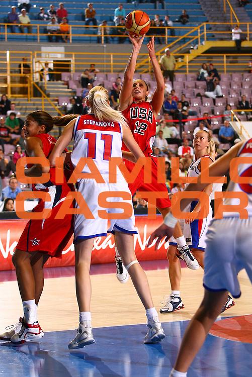 DESCRIZIONE : San Paolo Sao Paolo Brasile Brazil World Championship for Women 2006 Campionati Mondiali Donne Semifinal USA-Russia<br /> GIOCATORE : Taurasi<br /> SQUADRA : USA Russia<br /> EVENTO : San Paolo Sao Paolo Brasile Brazil World Championship for Women 2006 Campionati Mondiali Donne Semifinal USA-Russia<br /> GARA : USA Russia<br /> DATA : 21/09/2006 <br /> CATEGORIA : <br /> SPORT : Pallacanestro <br /> AUTORE : Agenzia Ciamillo-Castoria/E.Castoria <br /> Galleria : world championship for women 2006<br /> Fotonotizia : San Paolo Sao Paolo Brasile Brazil World Championship for Women 2006 Campionati Mondiali Donne Semifinal USA-Russia<br /> Predefinita :