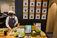 Japon, île de Honshu, région de Kansaï, Uji, boutique de thé  // Japan, Honshu island, Kansai region, Uji, tea shop