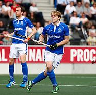 AMSTELVEEN - Hockey - Hoofdklasse competitie heren. AMSTERDAM-KAMPONG (2-2). Jip Janssen (Kampong)  COPYRIGHT KOEN SUYK