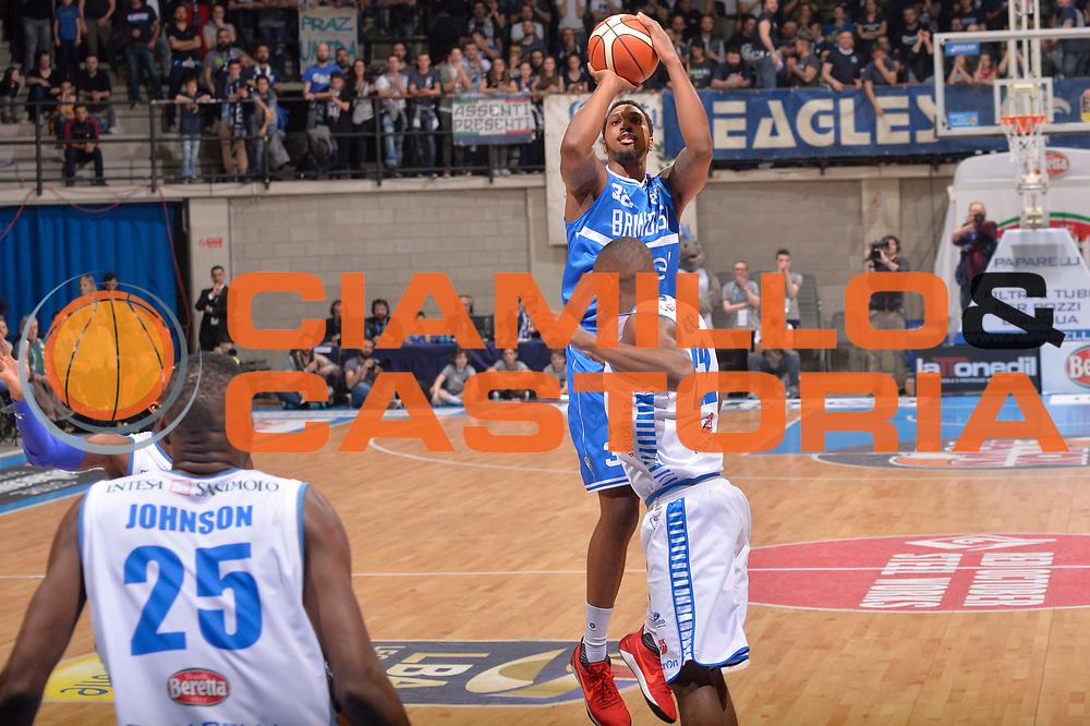 Kris Joseph<br /> Mia Cantu - Enel New Basket Brindisi<br /> Lega Basket Serie A 2016/2017<br /> Desio, 19/03/2017<br /> Foto Ciamillo - Castoria