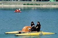 Pedal-boat - Esfahan - Iran