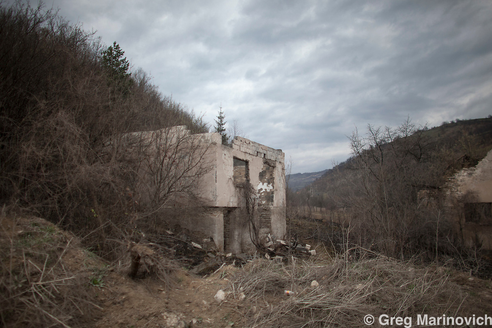 Bosnia, March 3, 2012. Greg Marinovich